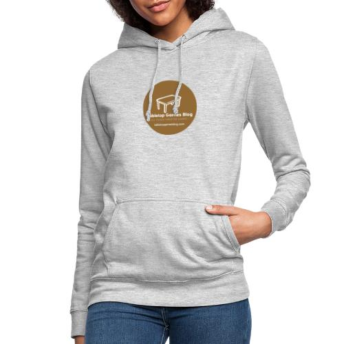 Circle Logo Brown - Women's Hoodie
