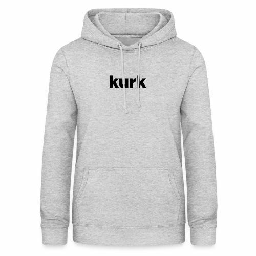kurk - Vrouwen hoodie