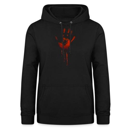 tænk dig om - Dame hoodie