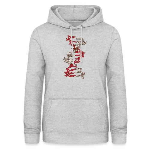 DNA-Molekül - Frauen Hoodie