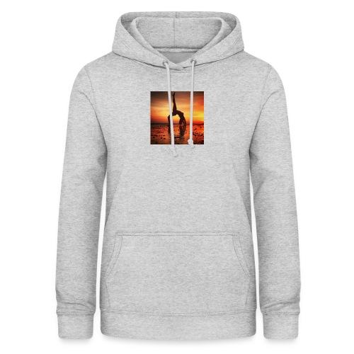 pet yoga - Vrouwen hoodie