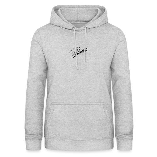 Simon's Brand - Sweat à capuche Femme
