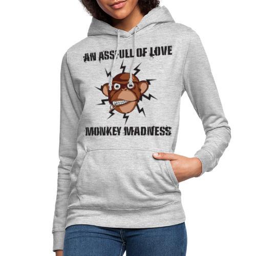 Monkey Madness - Frauen Hoodie