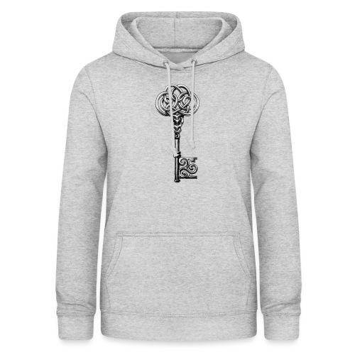 CHAVE-celtic-key-png - Sudadera con capucha para mujer
