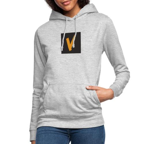 new logo - Frauen Hoodie