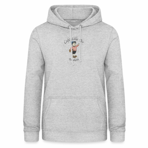 LillePer Logo 300dpi - Dame hoodie