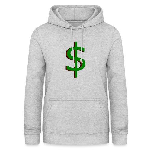 dollar - Vrouwen hoodie