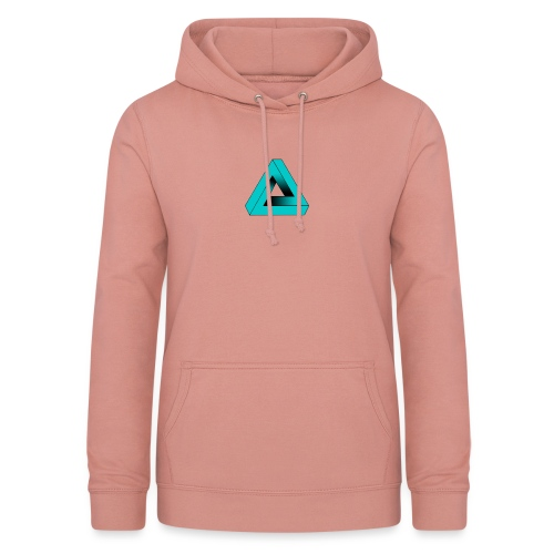 Impossible Triangle - Women's Hoodie