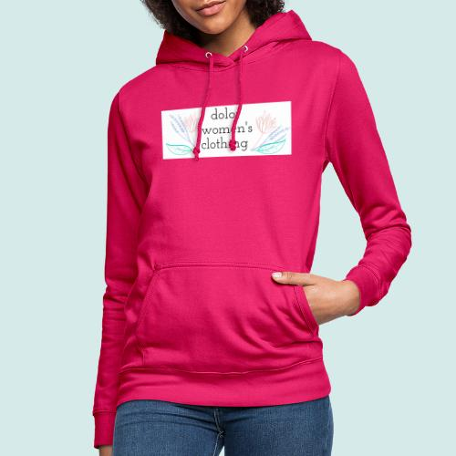 Kleidung für Frauen - Frauen Hoodie