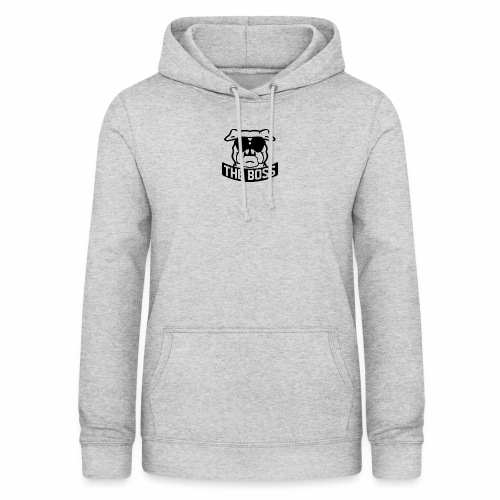 THE BOSS - Frauen Hoodie