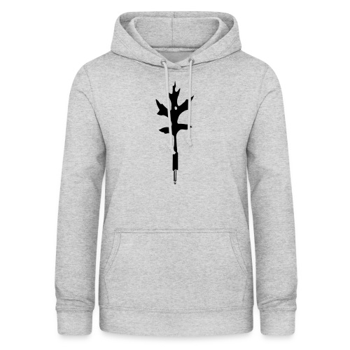 naturally connected - Frauen Hoodie