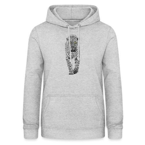 giaguaro - Felpa con cappuccio da donna