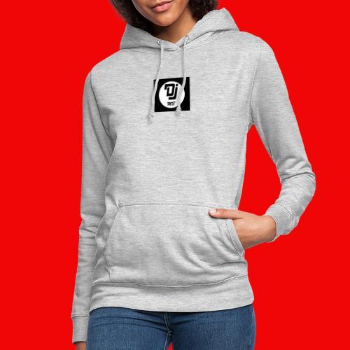 logo dj mb - Sweat à capuche Femme