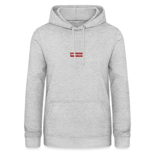 MR.Ankjer - Dame hoodie