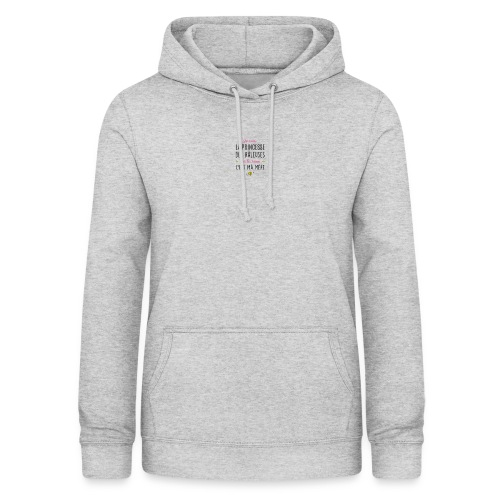 Citation - Sweat à capuche Femme