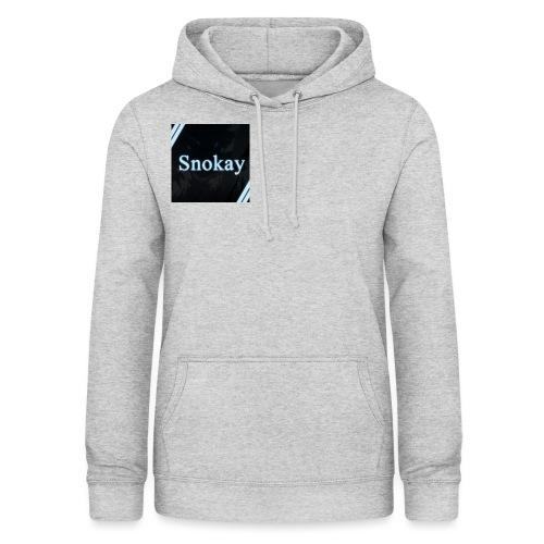 Snokay - Sweat à capuche Femme