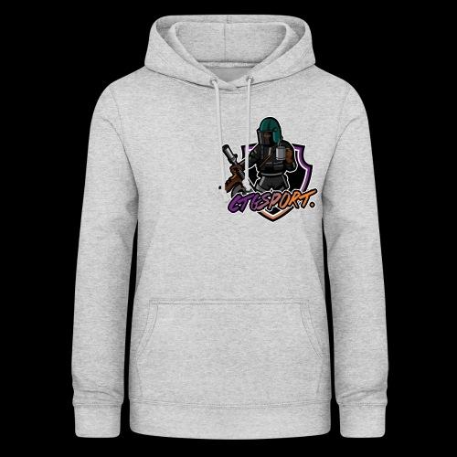 ''Ctgsport'' - Vrouwen hoodie