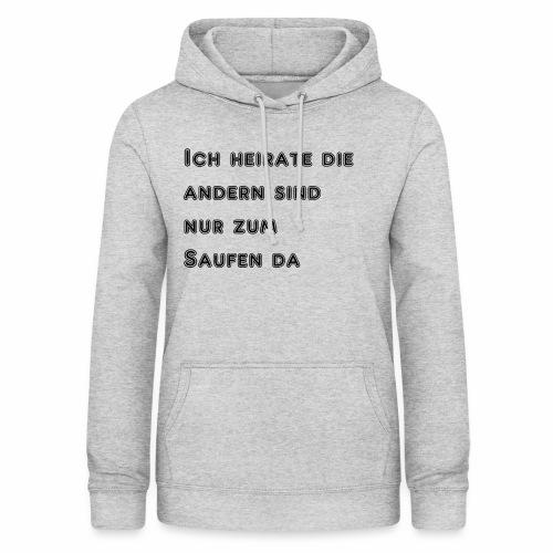 Spreadshirt - Frauen Hoodie