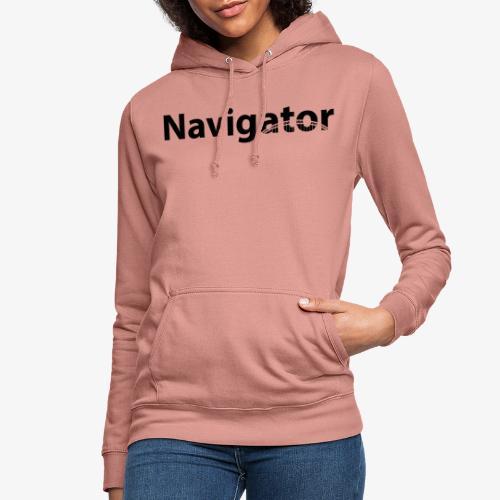 Navigator VIO combinatie zwart - Vrouwen hoodie