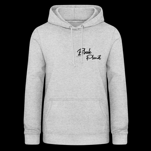Blxck Plxnet B.version - Sweat à capuche Femme