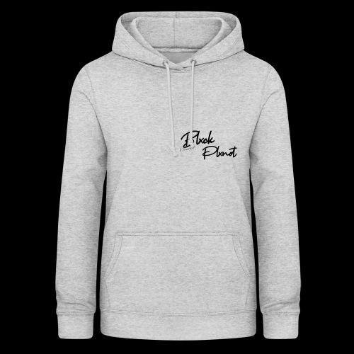 Blxck Plxnet B.version - Sweat à capuche Femme