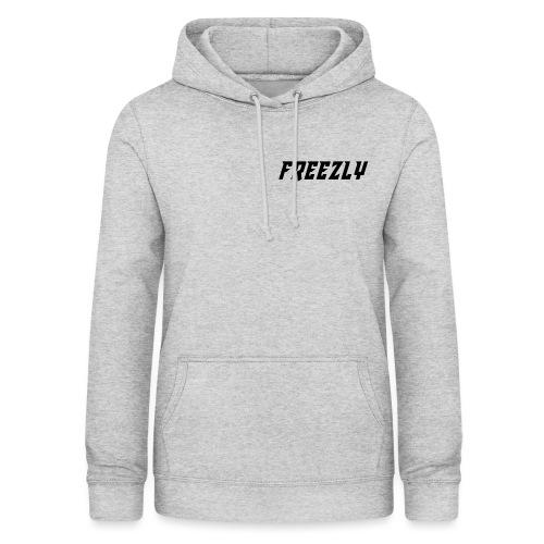 Freezly [Serien] Merch Kollektion - Frauen Hoodie