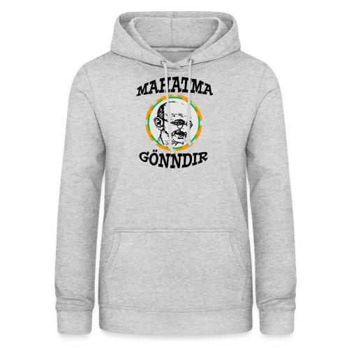 Mahatma Gönndir - Frauen Hoodie