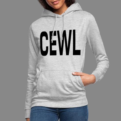 Cewl - Dame hoodie