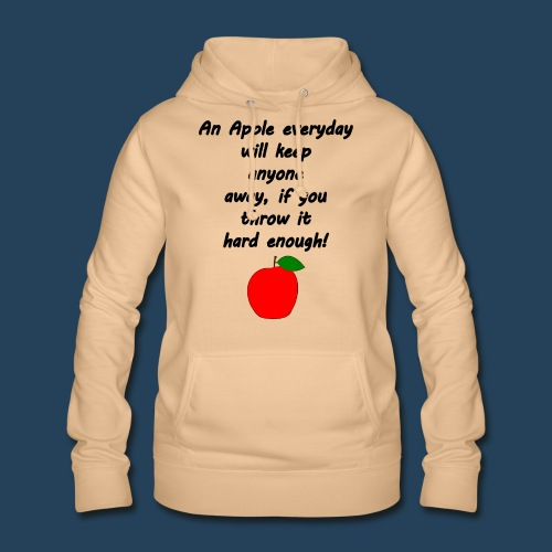 Apple Doctor - Frauen Hoodie