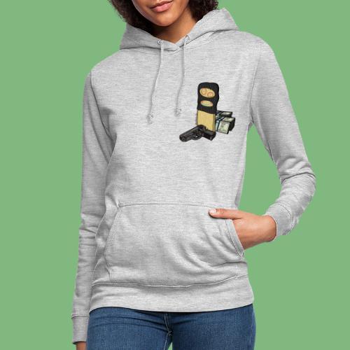 Tablon - Sudadera con capucha para mujer