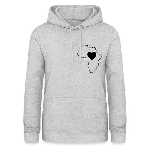 African Continent - Frauen Hoodie