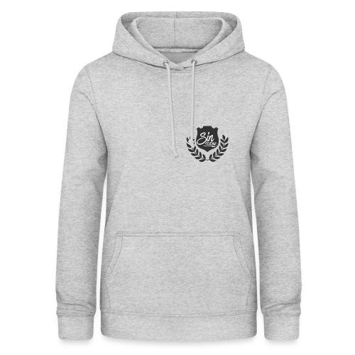 Sinclear Wappen Schwarz 🏴 - Frauen Hoodie