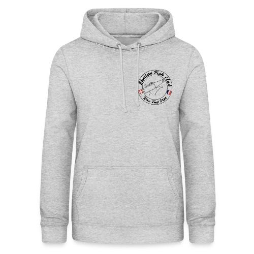 logo2 - Sweat à capuche Femme