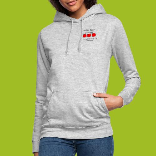 Every Little Body is a Somebody - Vrouwen hoodie