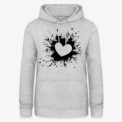 Heart - Frauen Hoodie