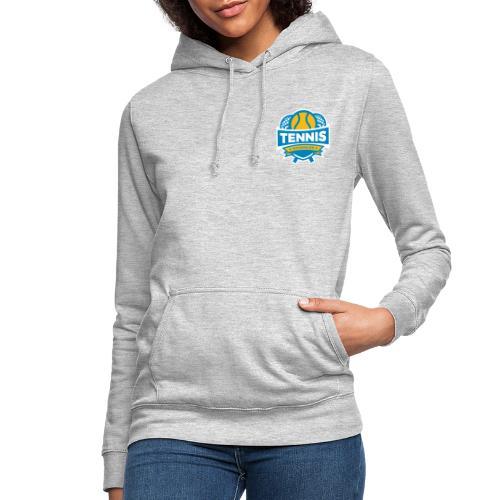Svanny Logo - Felpa con cappuccio da donna