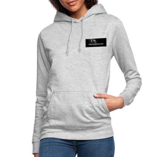 DenGamleGamerDK - Dame hoodie