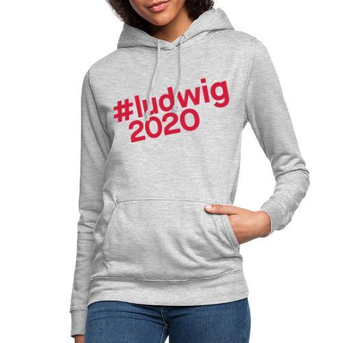 #ludwig2020 - Frauen Hoodie