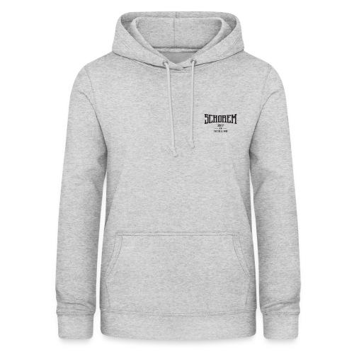 schorem - Vrouwen hoodie