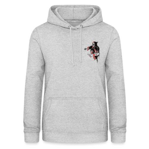 skate death - Dame hoodie