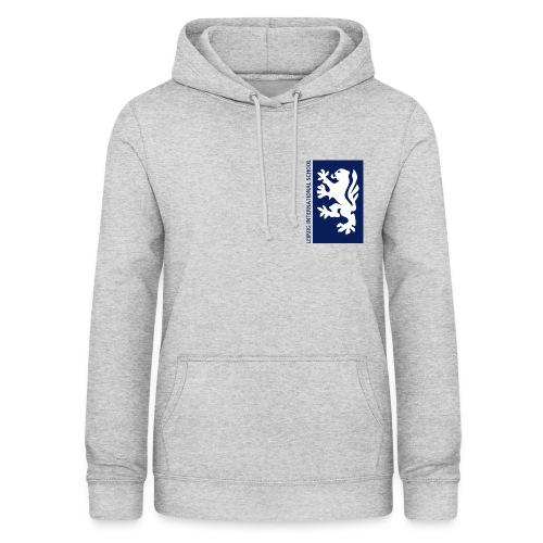 Cropped L LIS Spreadshirt - Women's Hoodie
