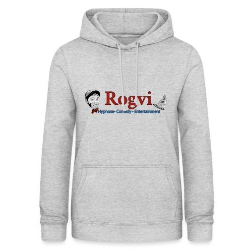 Rogvi Merch. - Dame hoodie
