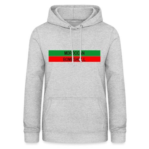 Moroccan Bombshell - Frauen Hoodie