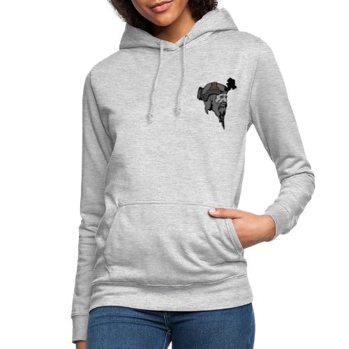 Logo and text SOW - Dame hoodie