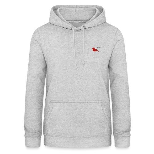 Red cardinal - Vrouwen hoodie