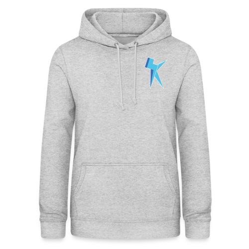 K Vlogs Logo - Vrouwen hoodie