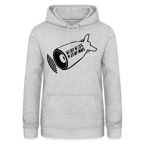 DBNB Black - Vrouwen hoodie