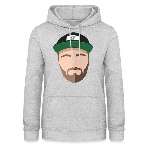 Luyeee FACEUP - Dame hoodie
