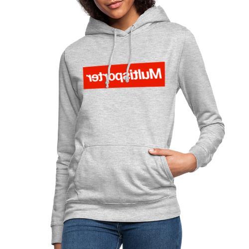 Multisporter - Vrouwen hoodie