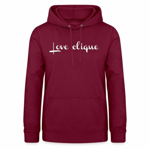 love clique - Sweat à capuche Femme